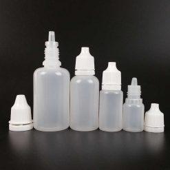 10 ml 15 ml plastik sise