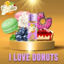 I Love Donuts mix aroma