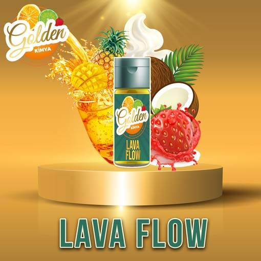 Hindistan Çevizli Lava Flow Aroma