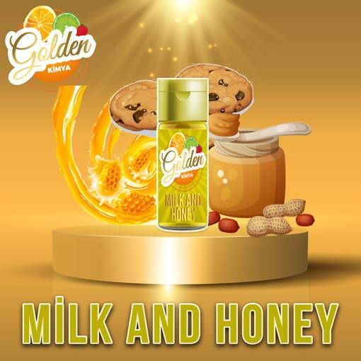 Süt ve Bal Karışımı Milk and Honey Aroma