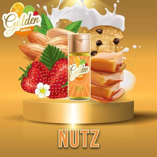 Vanilyalı Çilek Aroması Nutz Aroma
