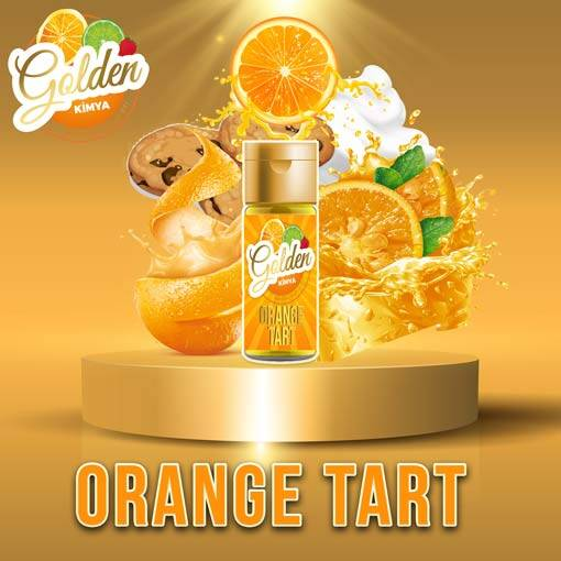 Portakal ve Mandalina Aroması Orange Tart Aroma
