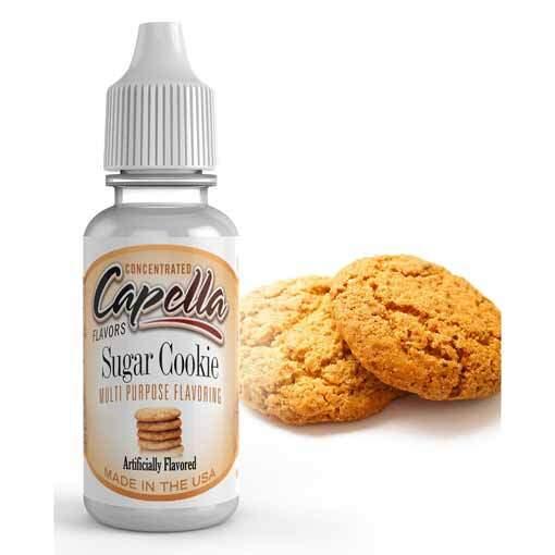Şekerli bisküvü aroması Capella Sugar Cookie Aroma