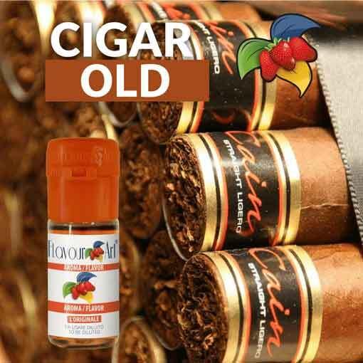 Küba Tütün Aroması Flavour Art Cigar Old