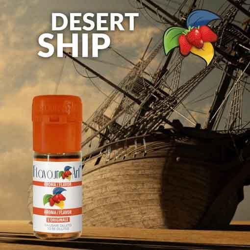 Türk Tütünü Aroma desert ship flavour art