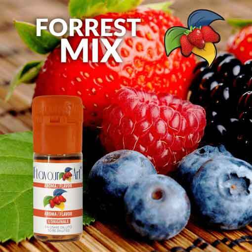 Fruit Mix Aroma Flavour Art Forest