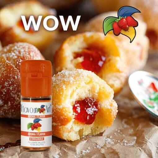 Çörek Kokusu Veren Aroması Flavour Art Wow