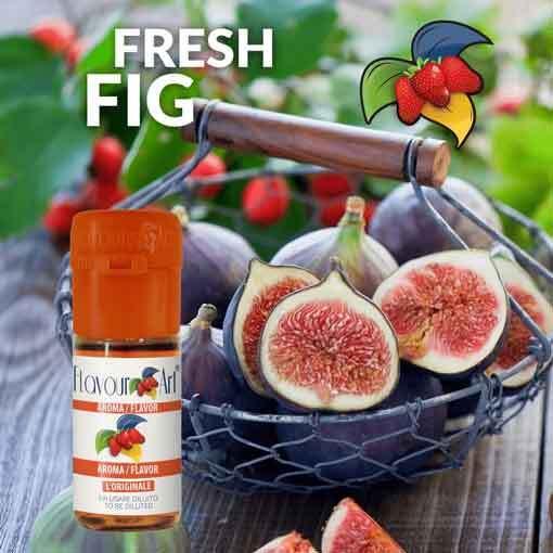 İncir Aroma fresh fig flavour art
