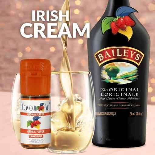 Baileys Aroma Flavour Art İrish Cream