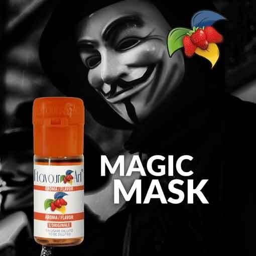 Ağız Hassasiyeti Aroması Flavour Art Magic Mask Art