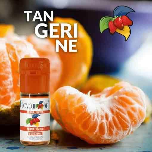 Mandalina Aroması mandarin tangerine flavour art