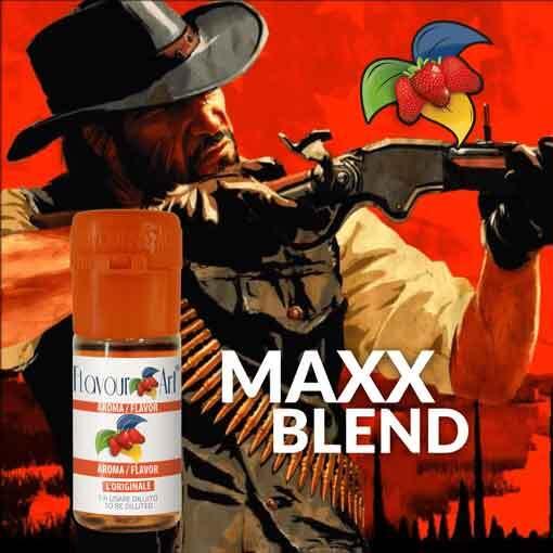 Amerikan Tütünü Aroma maxx blend flavour art