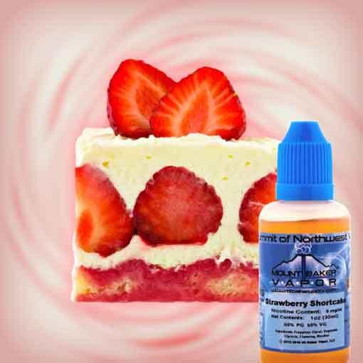 mt baker Strawberry Shortcake aroma