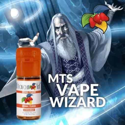 Lezzetli Yumuşak Yapan Efektör Flavour Art Mts Vape Wizard Aroma Lezzetli Efektör