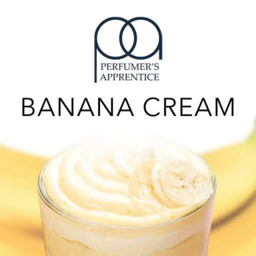 muz TFA aroma Banana Cream Aroma