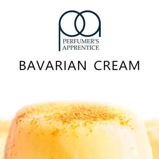 Muhallebi Aroması TFA Bavarian Cream Aroma