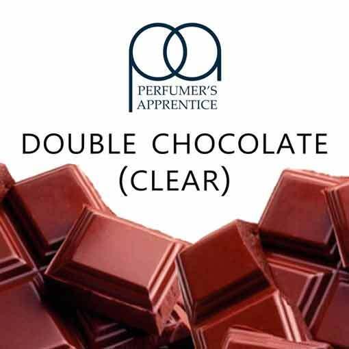 Çikolata TFA Aroma Double Chocolate Clear Aroma