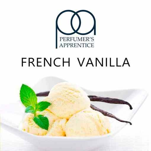 Vanilya TFA Aroması Frech Vanilla Aroma
