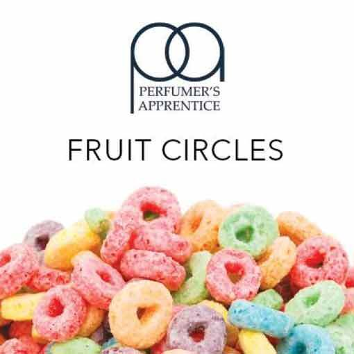 Gevrek TFA Aroması Fruit Circles Aroma