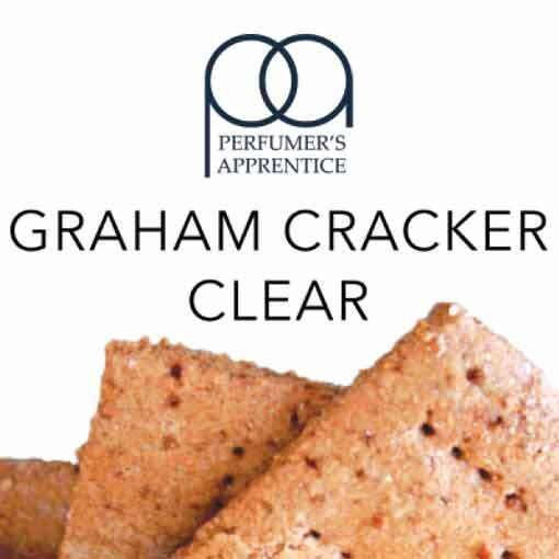 Bisküvi TFA Aroma Graham Cracker Clear Aroma