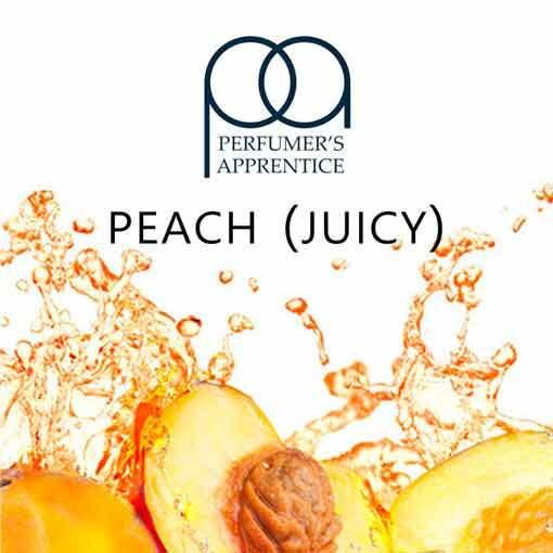 Şeftali Suyu TFA Aroması Peach Juicy Aroma