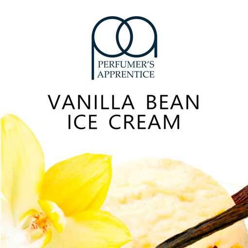 Vanilyalı Dondurma TFA Aroma Vanilla Bean İce Cream Aroma
