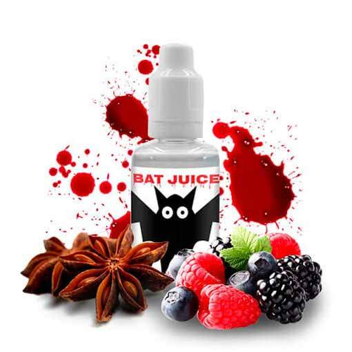 Vampire Vape Bat Juice Aroma Satın Al