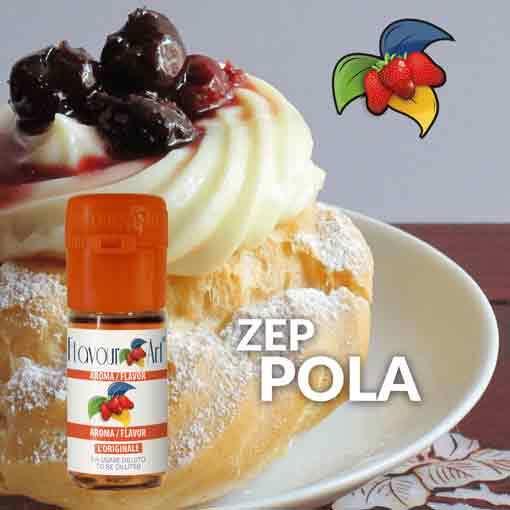 İtalyan Çörek Aroması Flavour Art Zeppola