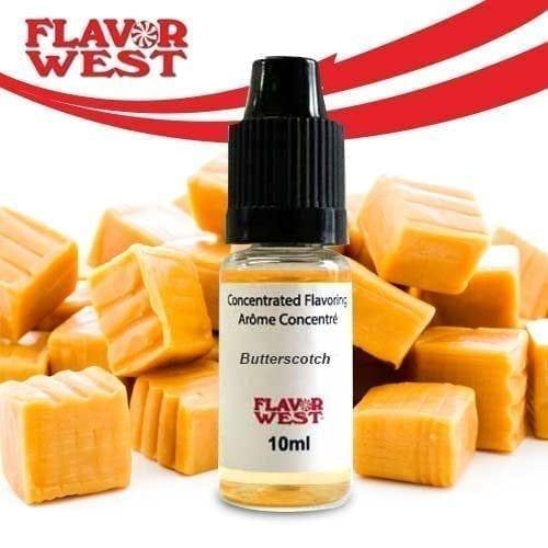 Flavor West Butterscotch Aroma