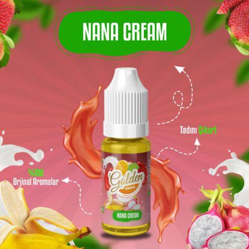 Muzlu Çilekli Aroma Nana Cream Aroma
