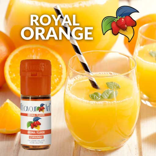 Flavour Art Royal Orange Aroma