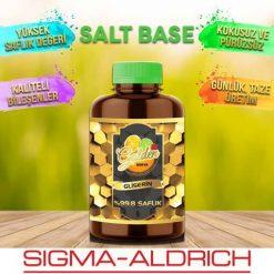 salt nbase saf kaliteli bileşenler sigma